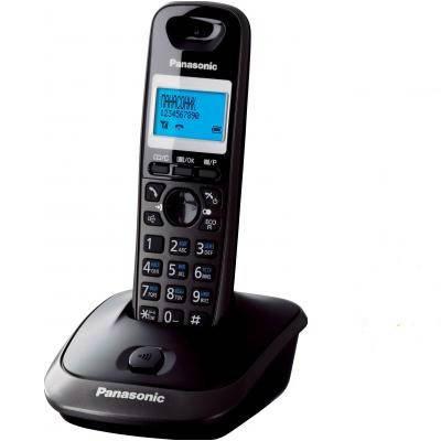 Радиотелефон Panasonic KX-TG2511UAT Titan, АОН, фото 2