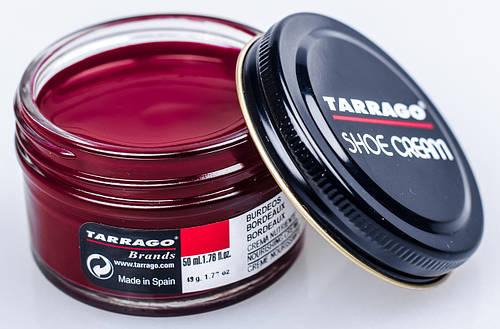 3333dfec Крем для обуви из гладкой кожи Tarrago Shoe Cream, 50 мл, цв. бордовый:  купить, продажа, цена в Украине. крема и пропитки для обуви от компании