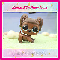 Кукла Питомец ЛОЛ Сюрприз Kansas K9 - Леди Элли Pets LOL Surprise