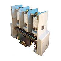 КВв 3-400/7,2-7,0 М У3 Высоковольтный вакуумный контактор с механической защелкой (КВв3-400/7,2-7,0 М У3)