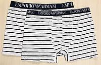 Чоловічому труси - боксери бавовна EMPORIO ARMANI Туреччина розмір M(46-48)