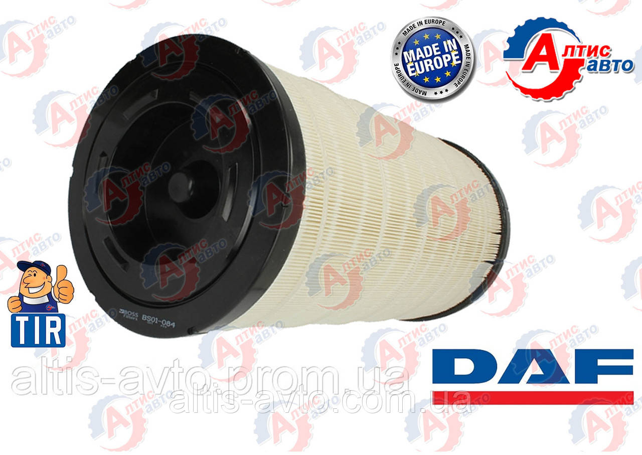 Воздушный фильтр DAF 105XF, 85 CF Евро 5 4, 1638054 для грузовиков Даф 510x280x150