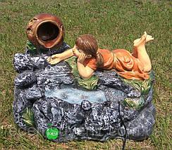 Декоративный фонтан Дашенька, фото 2