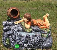 Декоративный фонтан Дашенька