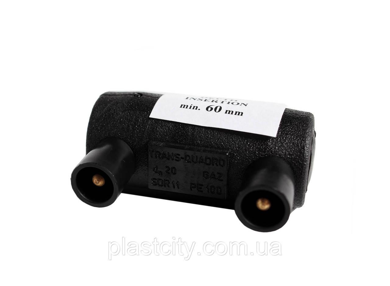 Заглушка терморезисторная 160 мм SDR11