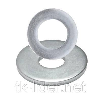 Шайби плоскі 10 DIN 125 гц