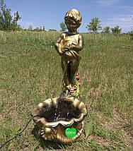 Декоративный фонтан Писающий мальчик, фото 3