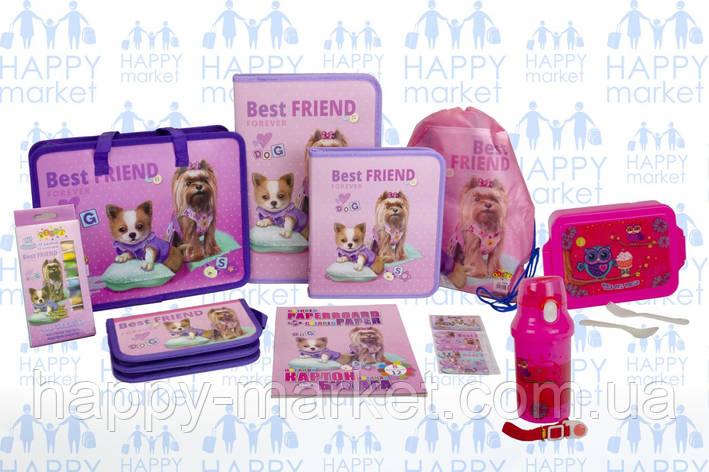 Набор школьный подарок первокласснику Kidis «Собака» №1-4, фото 2