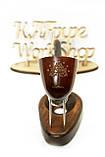 Эксклюзивная трубка KAF218 Churchwarden Древо Гондора на длинном мундштуке, фото 3