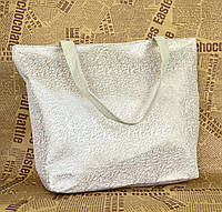Стильная пляжная эко сумка новинка