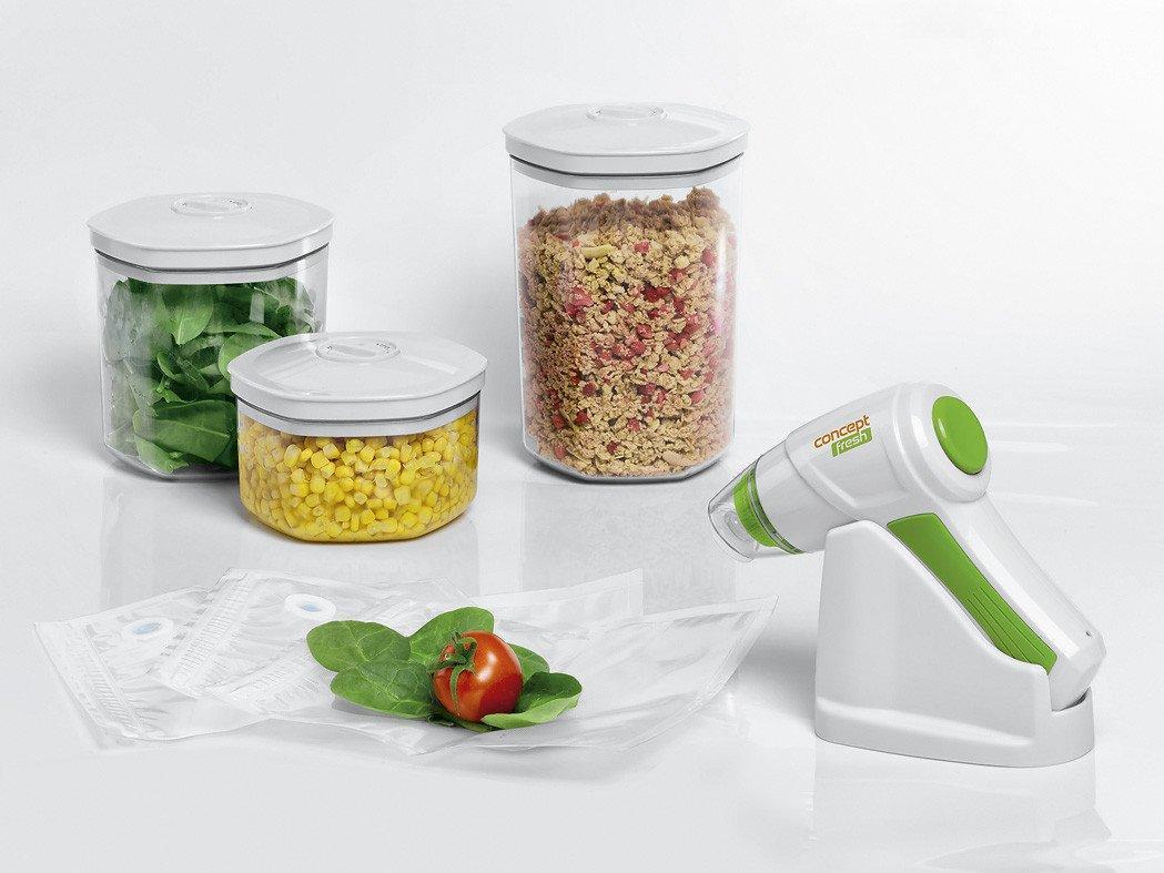 Набор контейнеров для вакуумного хранения продуктов Concept VD-8100 Fresh Чехия