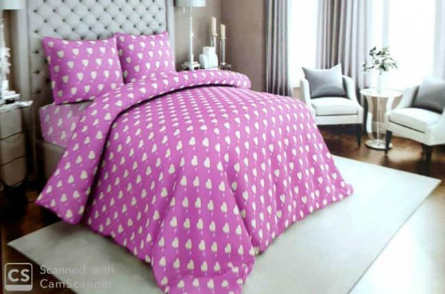 Постельное белье Амалия бязь ТМ Комфорт-текстиль Евро, фото 2