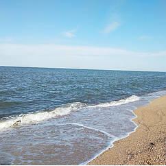 Отдых на Азовском Море в селе Стрелковом на Арабатской Стрелке с Комфортом, до Моря 350 метров