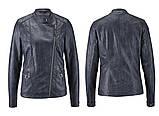 Высококачественная гипоаллергенная куртка из эко кожи от тсм Чибо (Tchibo), Германия, размер 42-44, фото 4
