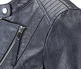 Высококачественная гипоаллергенная куртка из эко кожи от тсм Чибо (Tchibo), Германия, размер 42-44, фото 5
