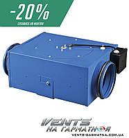 Вентс ВКП 125. Компактный вытяжной вентилятор