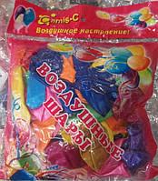 Воздушные шары набор 3146-2 перламутровый 30см 2,8г 100штук