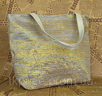 Стильная пляжная эко сумка новинка, фото 2