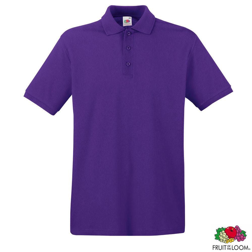 Тениска мужская однотонная Premium Polo, розница + опт \ ix - es - 0632180
