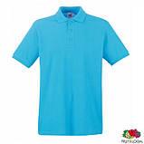 Тениска мужская однотонная Premium Polo, розница + опт \ ix - es - 0632180, фото 8