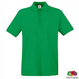Тениска мужская однотонная Premium Polo, розница + опт \ ix - es - 0632180, фото 7
