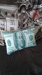 Декоративная подушка 100 долларов