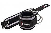 Манжеты на лодыжку Power System Ankle Strap Gym Guy PS-3460 Grey