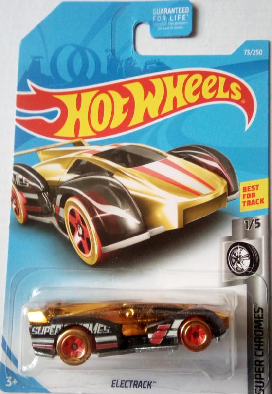 Машинка Hot Wheels 2019 Electrack