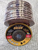 Круг лепестковый торцевой 125 мм (КЛТ) Т29 P24 (конус)