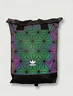 Городской рюкзак хамелеон Adidas Originals Urban 3D Roll Up