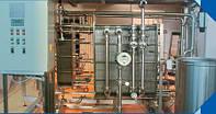 Система автоматического управления пастеризационной установкой
