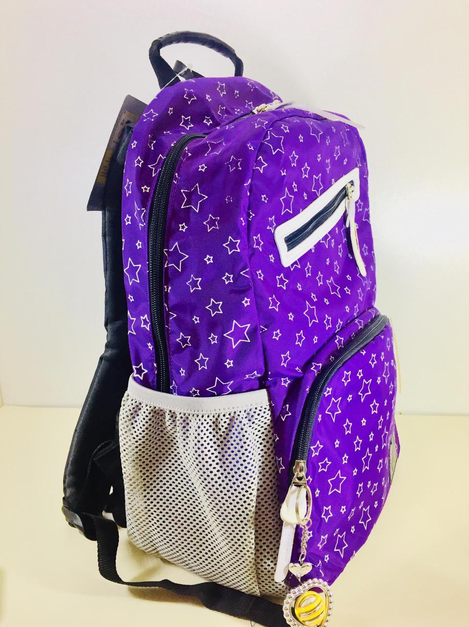 Рюкзак  Dr Kong  Z 321 размер М 42*29*15, фиолетовый, фото 1