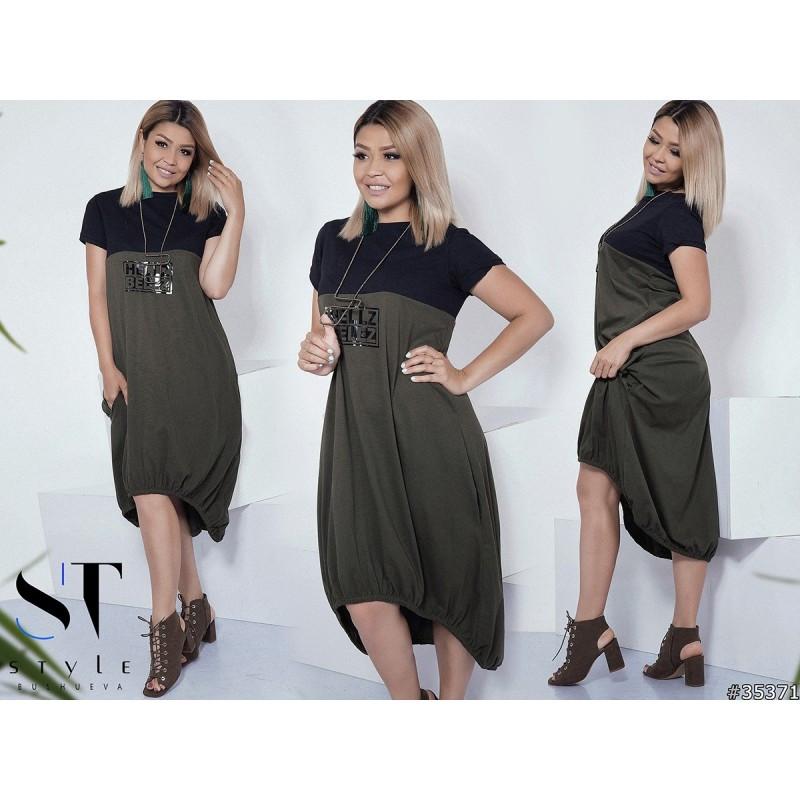 Платье мод. 5109 ХЛ+