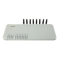 VoIP GSM шлюз GoIP 8, фото 1