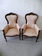 Італійське крісло, нове.Ціна за одне. В наявності 2 шт., фото 1