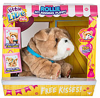 Цуценя Роллі Little Live Pets - My Kissing Puppy - Rollie, фото 1