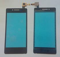 Prestigio PAP5450 PAP5451 сенсорний екран, тачскрін  чорний