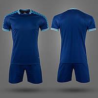 Футбольная форма M8603 (Сине-Голубая), фото 1