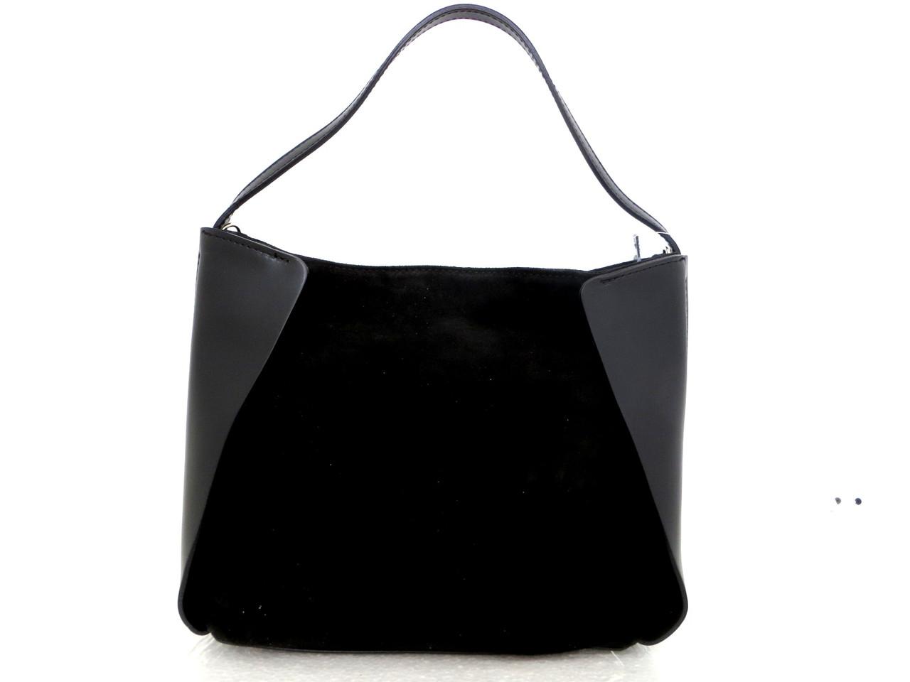 Стильная женская сумка Натуральная замш