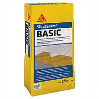 Клей для плитки SikaCeram Basic 25 кг.