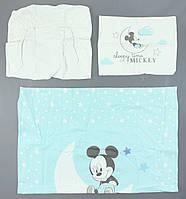 {есть:85*110+30*40+50*80} Детское постельное белье для мальчиков Disney. Артикул:508743 [85*110+30*40+50*80]