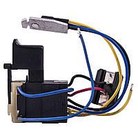 Кнопка на шуруповерт Hitachi (с радиатором)