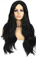 Парик волнистые волосы (61см)