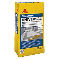Еластичний клей для плитки SikaCeram Універсальний 25 кг