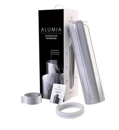 Тонкий нагревательный мат «Теплолюкс» ALUMIA 375 - 2,5, (150Вт/м2) , фото 2