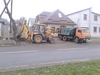 Вывоз строительного мусора Киев и область