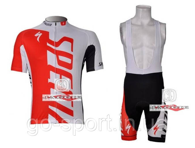 Велоформа SPECIALIZED 2012 v1 bib
