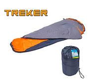 Спальный мешок Treker SA-728 (230 X 80 X 55 см)