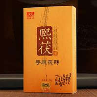 """Си Фу Чжуань Ча (""""Сияющий кирпич Фу""""), фабрика """"Си Му Юань"""" (Хунань), 1000 г, 2012 г."""