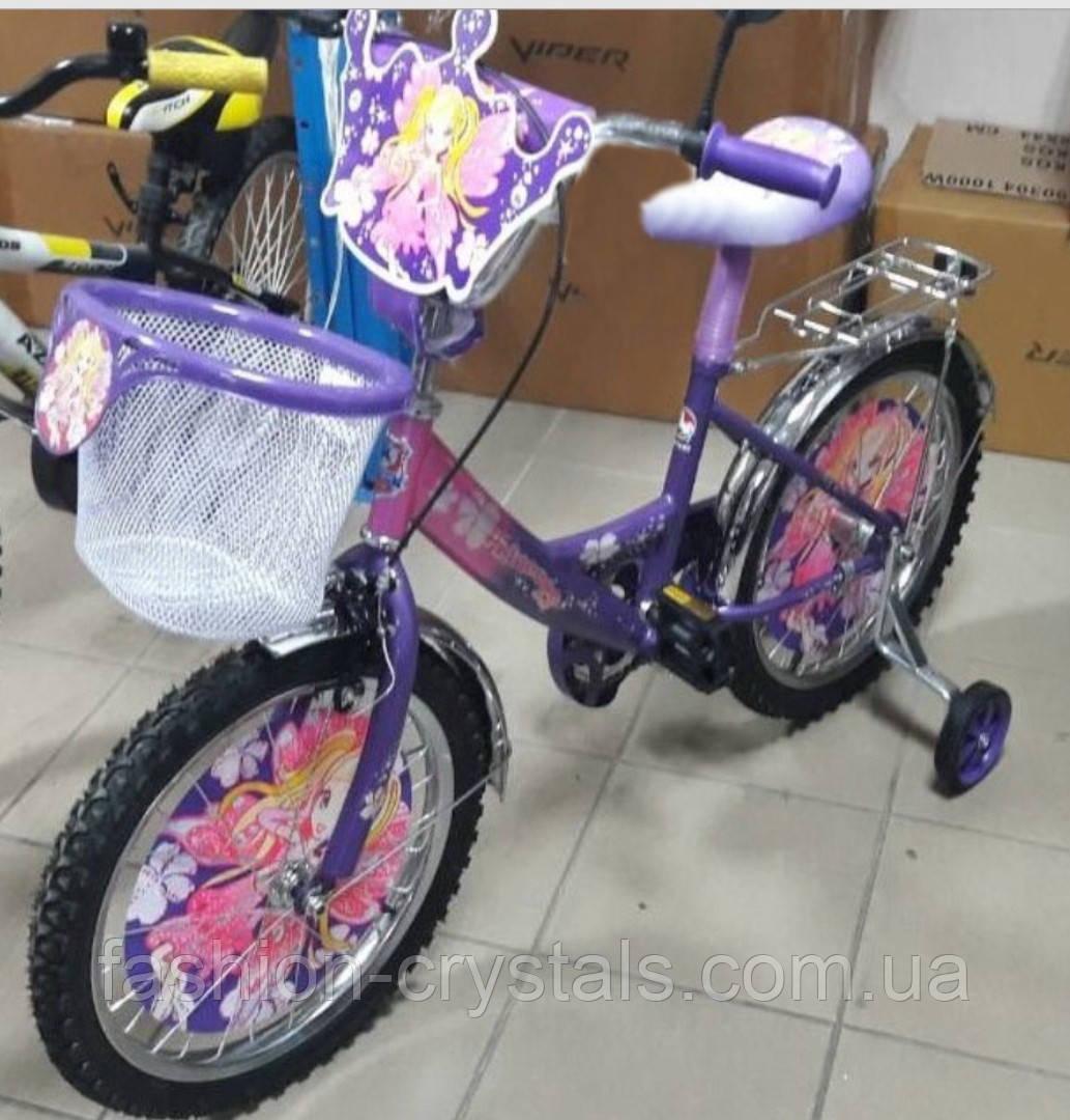 """Детский велосипед Princess 16"""""""